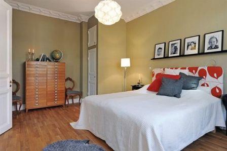 Estilo Escandinavo en las habitaciones - Opcion 14