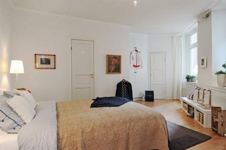 Estilo Escandinavo en las habitaciones - Opcion 18