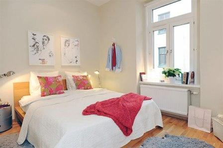 Estilo Escandinavo en las habitaciones - Opcion 20