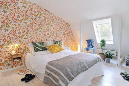 Estilo Escandinavo en las habitaciones - Opcion 23