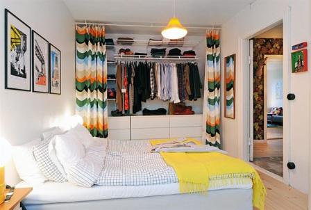 Estilo Escandinavo en las habitaciones - Opcion 24