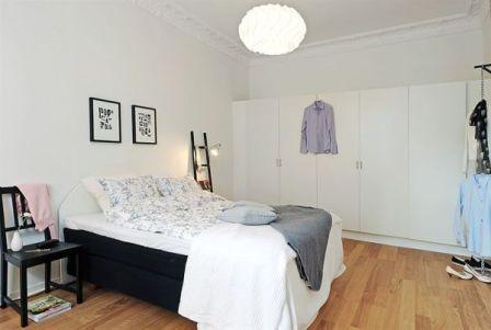 Estilo Escandinavo en las habitaciones - Opcion 27