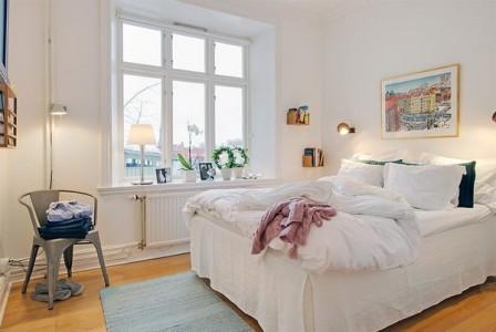 Estilo Escandinavo en las habitaciones - Opcion 29