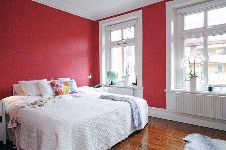 Estilo Escandinavo en las habitaciones - Opcion 30