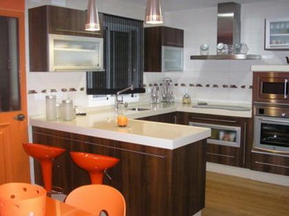 Barras e islas para la cocina - Barras de bar para cocinas ...