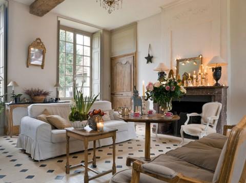 Estilo r stico y vintage - Decorar casa estilo vintage ...