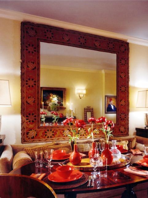 Decora con espejos tu hogar for Espejos para salon comedor