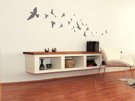 Ideas de vinilos para tu hogar for Vinilos decorativos dormitorios juveniles