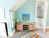 imagen Divertida y luminosa habitación para niños