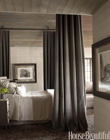 habitaciones en blanco y negro 16