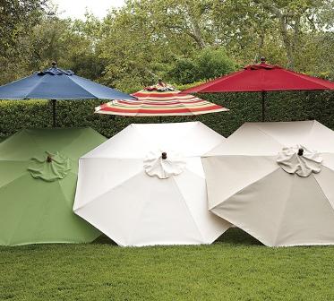 Sombrillas para el jardín - Foto 9