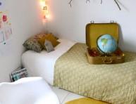 imagen Apartamento con detalles en amarillo