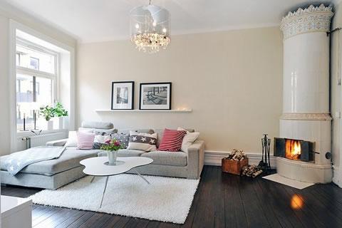 Apartamentos modernos detalles muy inspiradores for Colores para pintar un apartamento moderno