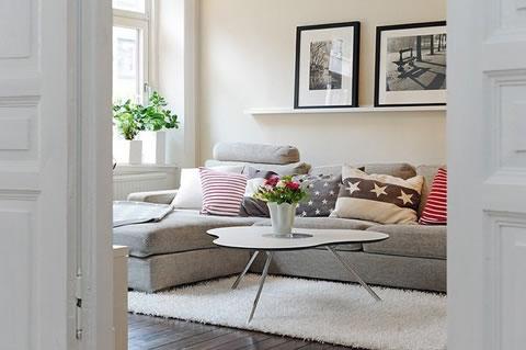 Apartamentos modernos detalles muy inspiradores for Decoracion apartaestudios