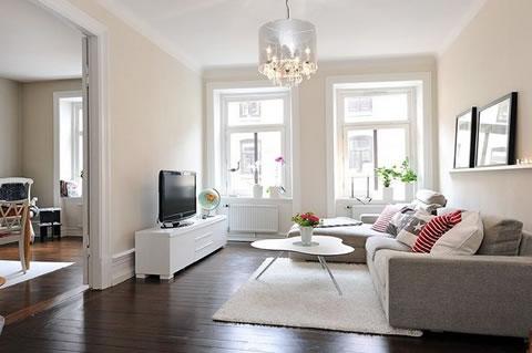 Apartamentos modernos detalles muy inspiradores for Colores para departamentos modernos
