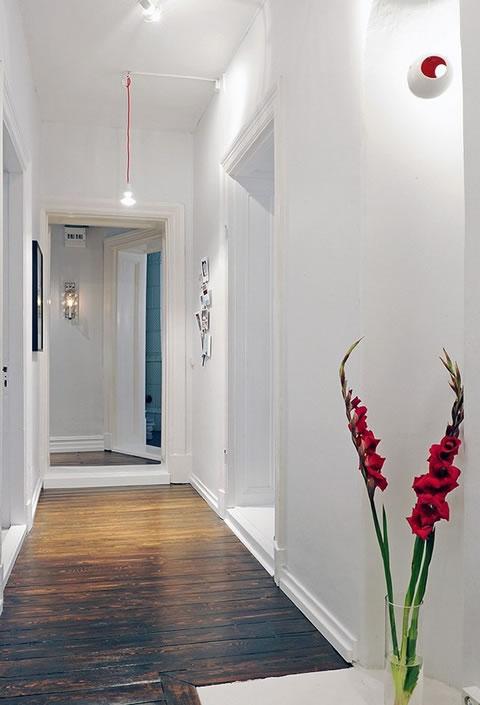 Apartamentos modernos detalles muy inspiradores for Pisos pintados modernos