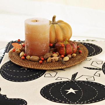 Halloween ideas para centros de mesa for Centros de mesa para halloween
