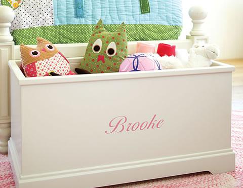 Ideas para guardar los juguetes de los peque os - Baul para guardar juguetes ninos ...