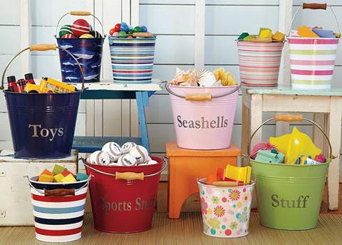 Ideas para guardar los juguetes de los peque os - Cosas para guardar juguetes ...