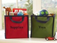 imagen Ideas para guardar los juguetes de los pequeños