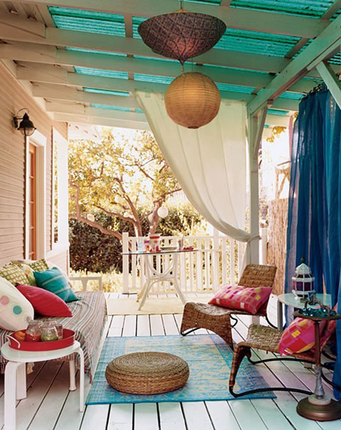 Inspiraci n para la decoraci n de exteriores Decoracion de espacios exteriores