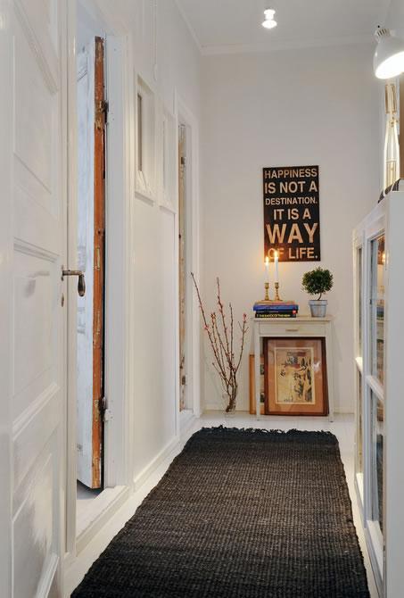 Recibidores 15 propuestas para la decoraci n - Alfombras para recibidores ...