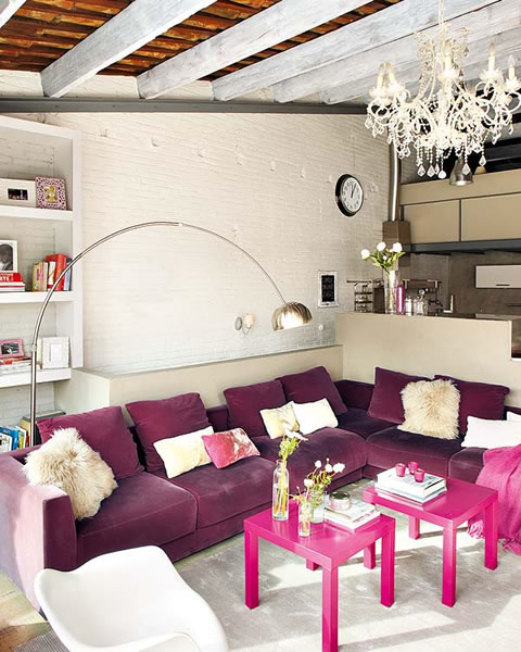 Un loft de estilo vintage for Ideas decoracion loft