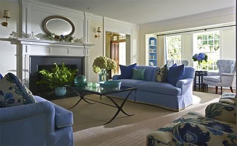 color azul para tu sala 2
