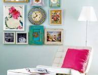imagen Diferentes formas de decorar tus paredes