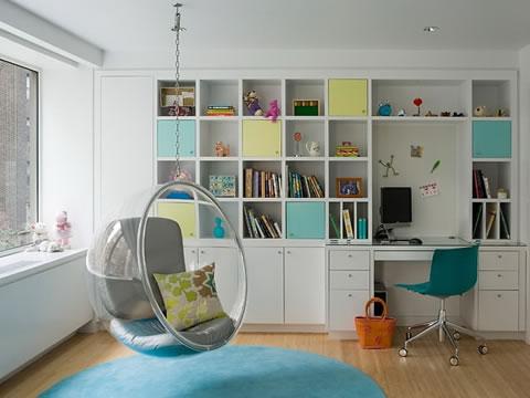 22 ideas de habitaciones para ni os y ni as - Habitaciones originales para ninos ...
