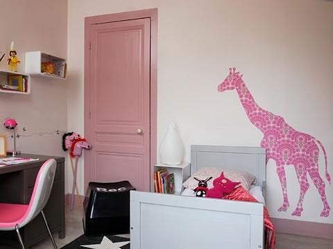 22 ideas de habitaciones para ni os y ni as for Cuartos para nina de 4 anos
