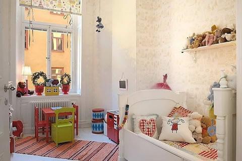 22 ideas de habitaciones para ni os y ni as - Habitaciones infantiles ninos 4 anos ...