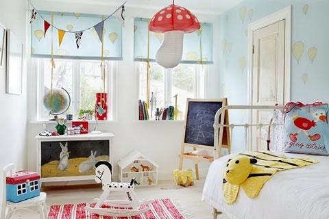 Ideas de Habitaciones para Niños