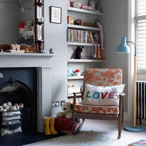 22 ideas de habitaciones para ni os y ni as - Habitaciones infantiles con encanto ...