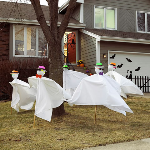Algunas ideas para decorar para halloween for Ideas decoracion halloween
