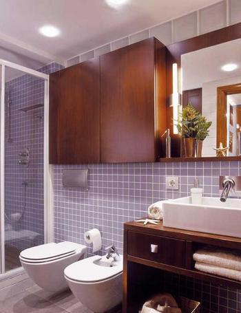 Cuartos de ba o peque os - Muebles para cuartos de bano pequenos ...