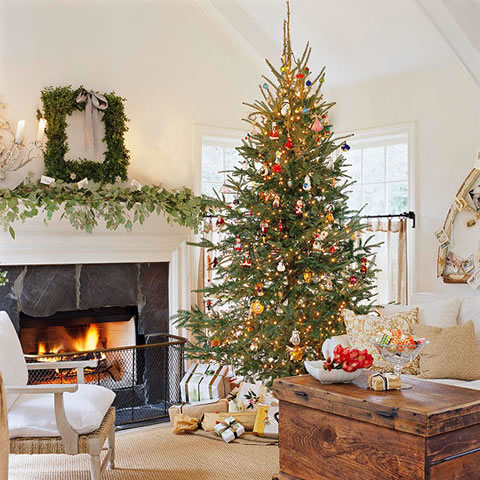 Decoration swedish christmas decorations simple christmas table - 8 Ideas Para Decorar En Navidad Tu Living