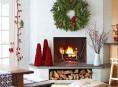 imagen Clásicas y modernas decoraciones de Navidad