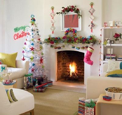 ideas para un hogar navide o On hogar navideno