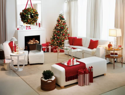 Ideas para un hogar navide o - Trucos de decoracion para el hogar ...