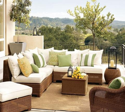 Muebles para transformar tus espacios exteriores - Mueble de exterior ...
