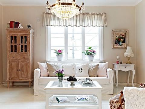 Muy rom ntico y vintage apartamento for Como decorar mi apartamento