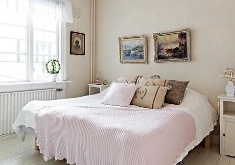 Muy rom ntico y vintage apartamento - Decoracion habitacion romantica ...