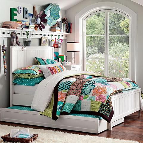 Cojines mantas y edredones para todos los gustos - Cojines para dormitorios juveniles ...