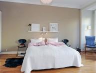 imagen Dormitorios escandinavos