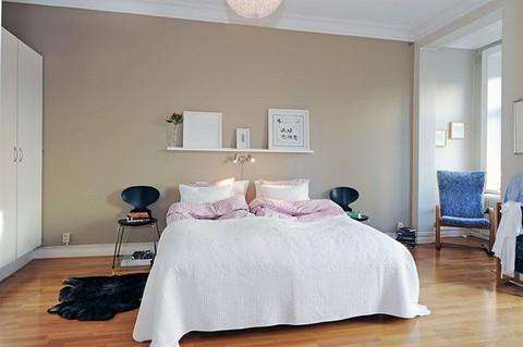 Dormitorios escandinavos