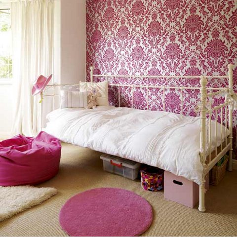Cuatro habitaciones modernas para ni as - Mature teenage girl bedroom ideas ...