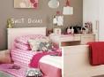 imagen Cuatro habitaciones modernas para niñas
