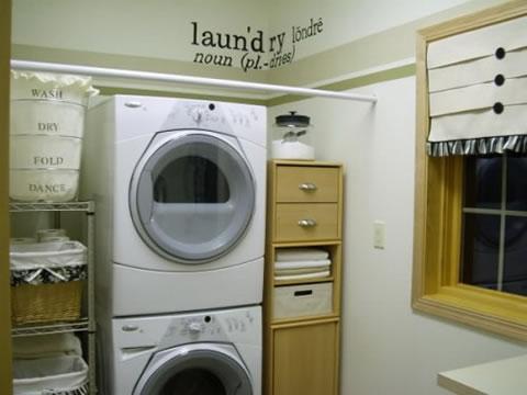 A transformar la lavanderia for Decoracion de lavanderia