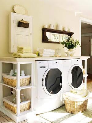 A transformar la lavanderia for Modelos de lavaderos